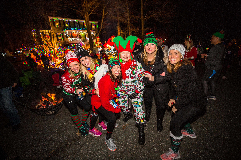Rva Christmas Events And Tacky Lights 2020 CarMax Tacky Light Run   Sports Backers