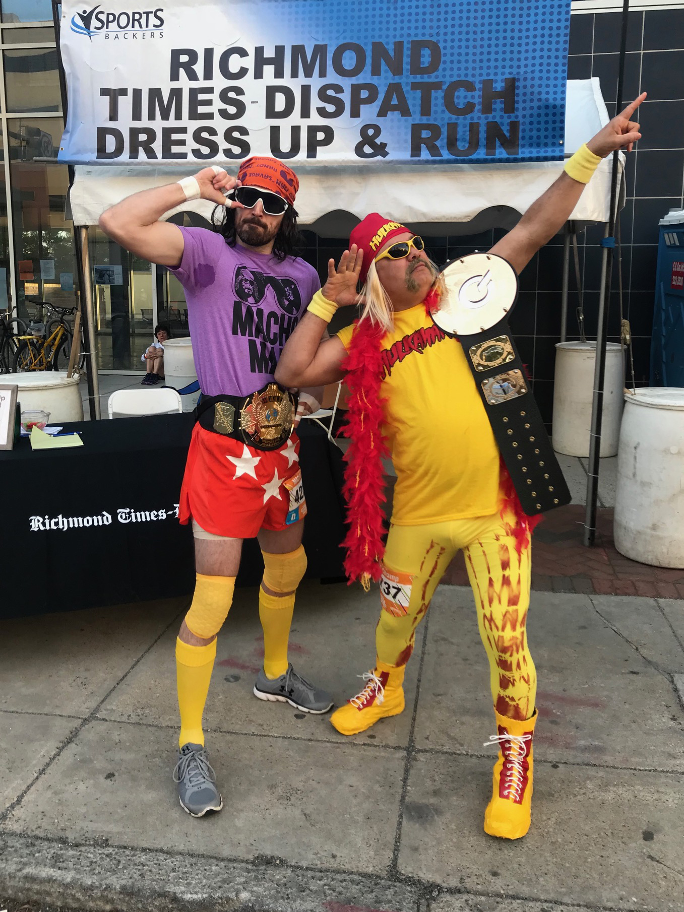 RTD Dress Up & Run Costume Contest Winners