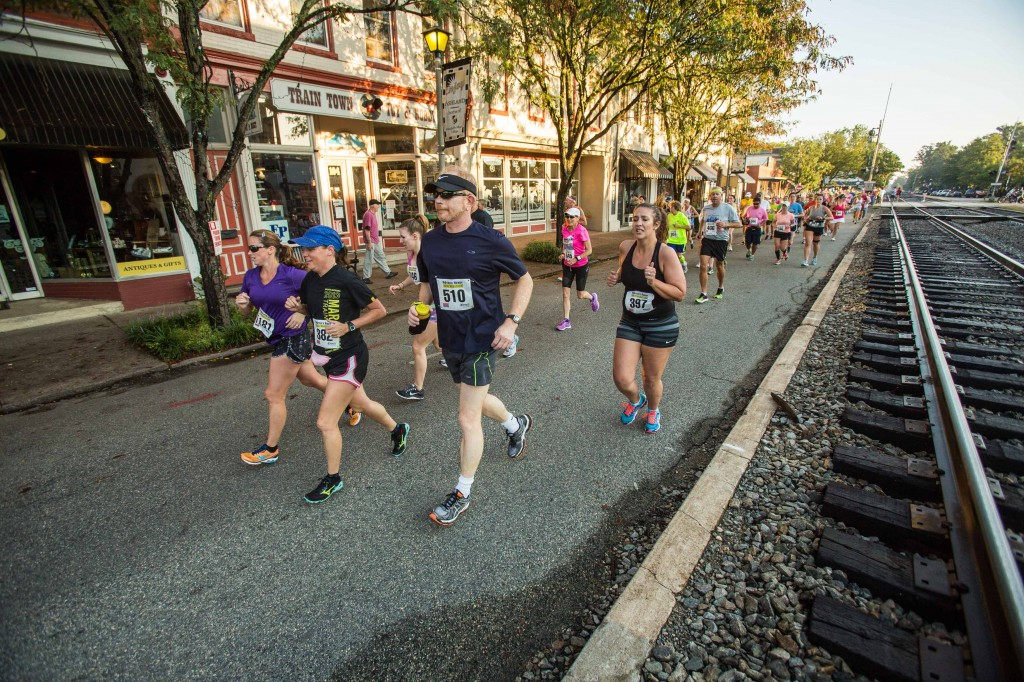 Patrick Henry Half Marathon