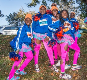 Richmond Marathon Junior spirit