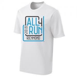 all 4 run t-shirt