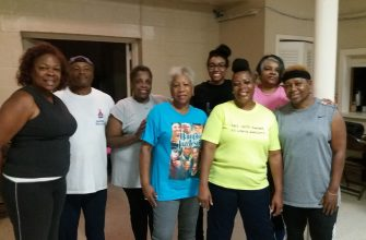 Church Hill Fitness Warriors Class