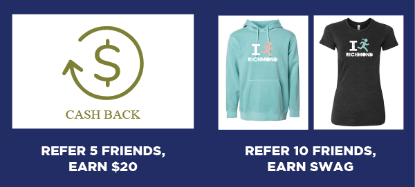 Uncorked Half Referral Rewards
