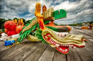 Legend of the Dragon Boat