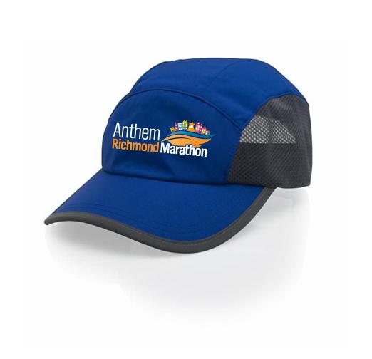0aaaeb66842 Anthem Richmond Marathon Royal Tech Hat - Sports Backers