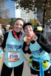Marathon Training Team