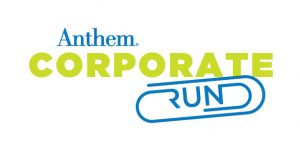 Anthem Corporate Run logo