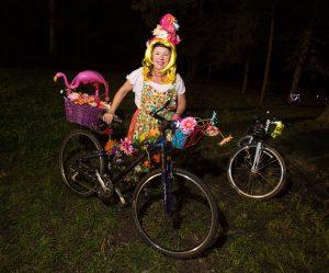 Virginia Credit Union Moonlight Ride Costume Contest