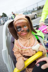 Virginia Credit Union Moonlight Ride Costume Contest