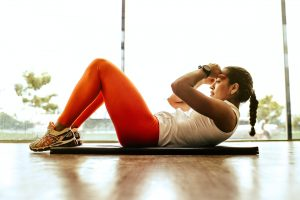 The Warm Up Fitness Challenge indoor workout