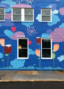 RVA Street Art Run - Mural